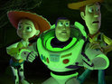 Tom Hanks, Tim Allen and Joan Cusack return for Toy Story That Time Forgot.