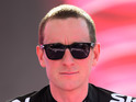 Sir Bradley Wiggins in Naples ahead of the Giro d&#39;Italia 2013