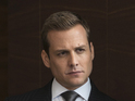 The man behind Harvey Specter on flashbacks, loyalty and romance with Donna.