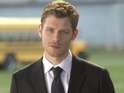 Joseph Morgan jokes that fans try to hate Klaus but find it difficult to do so.