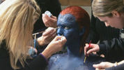 'X-Men First Class' Jennifer Lawrence gets nude to play Mystique - video