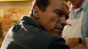 Watch the opening scene from Arnold Schwarzenegger's comeback movie 'The Last Stand'.