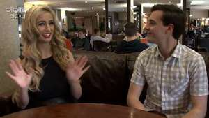 Digital Spy's date with Chantelle