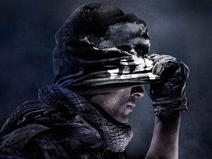'Call of Duty: Ghosts' key art