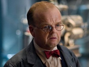 Toby Jones in 'Captain America'