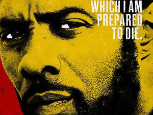 Idris Elba as Nelson Mandela in first &#39;Long Walk to Freedom&#39; poster