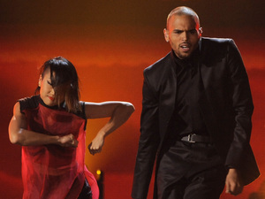 Billboard Music Awards 2013: Chris Brown