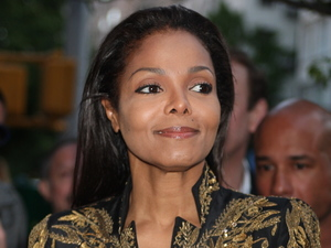 Janet Jackson photographed in May 2012
