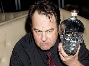 Dan Aykroyd's Crystal Head Vodka