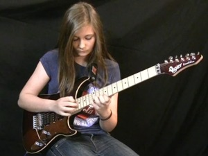 14-year-old Van Halen 'Eruption' guitar cover