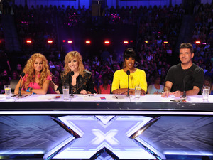 'X Factor' USA season 3 judges: Paulina Rubio, Demi Lovato, Kelly Rowland, Simon Cowell