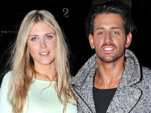 Ashley James and Ollie Locke
