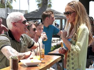 Wayne Lineker and Lauren Pope in Marbella for 'The Only Way Is Essex'