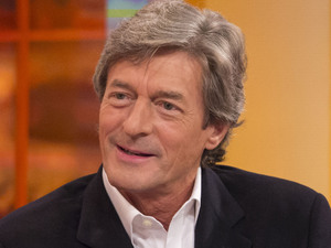 Nigel Havers on 'Daybreak'