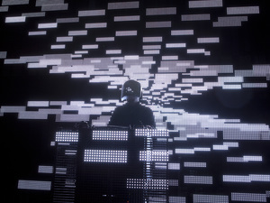 Squarepusher Tom Jenkinson performing 'Ufabulum'