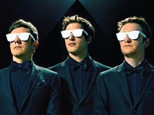 The Lonely Island &#39;The Wack Album&#39; artwork.