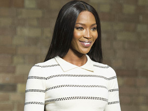 Naomi Campbell on Sky Living's 'The Face'