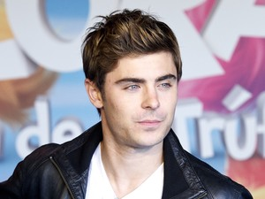 Zac Efron, condom, The Lorax, embarrassing red carpet moments, Madrid premiere