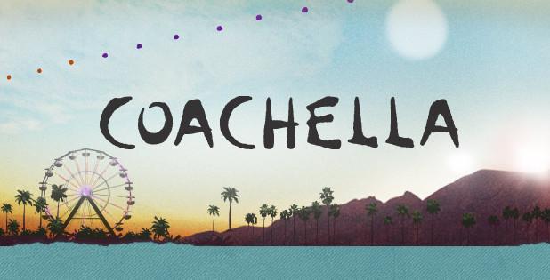 Coachella logo.
