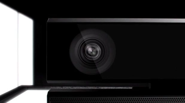 First image of the Xbox One - camera