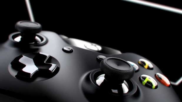 First image of the Xbox One - controls