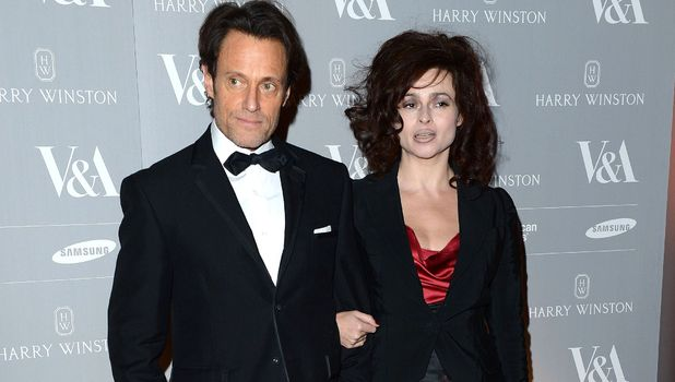 Michael Kaplan and Helena Bonham Carter