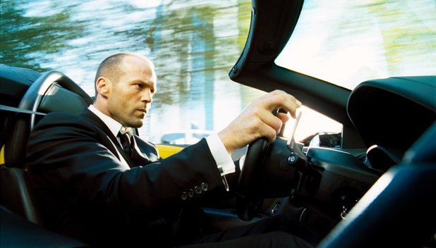 Jason Statham in Transporter 2