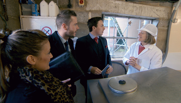 'The Apprentice' 2013 episode 4: Natalie, Neil and Alex