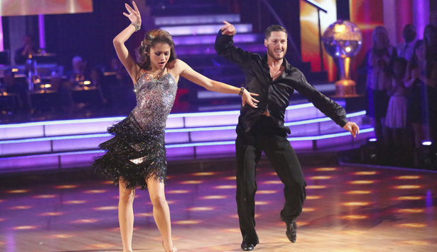 Dancing With The Stars Finale (Week 10): Zendaya & Val Chmerkovskiy