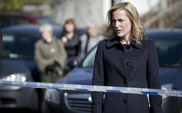 'The Fall' Episode Two: DSI Stella Gibson (Gillian Anderson)