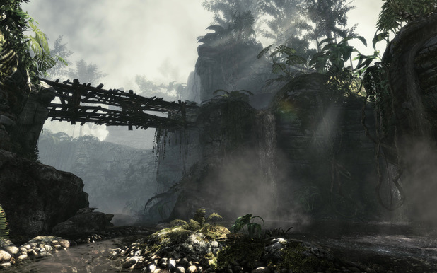 'Call of Duty: Ghosts' environment