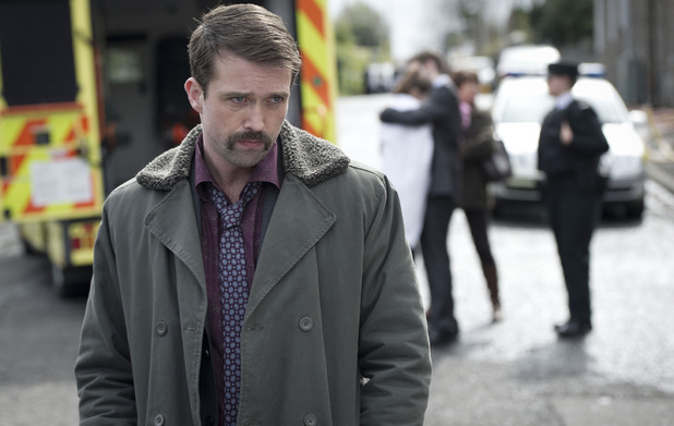 'The Fall' Episode Two: DC Glen Martin (Emmett J Scanlan)