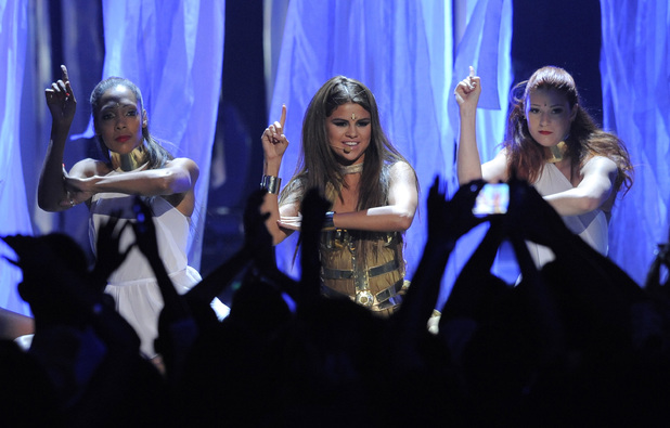 Billboard Music Awards 2013: Selena Gomez