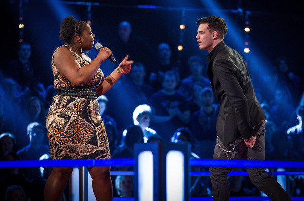 The Voice - Season 2, Episode 9: Letitia Grant Brown & Alex Buchanan