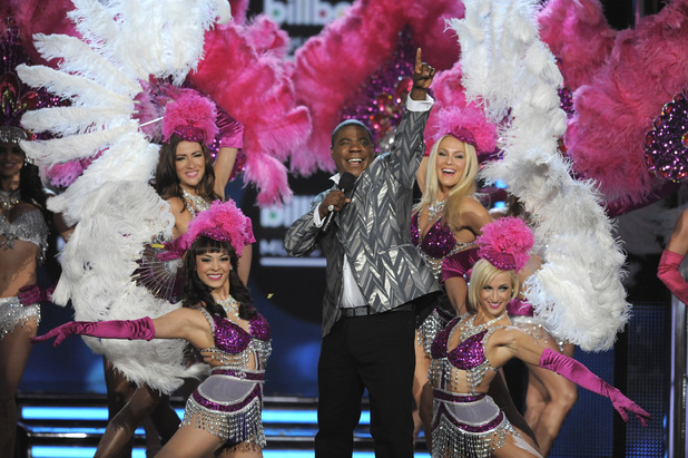 Billboard Music Awards 2013: Tracy Morgan