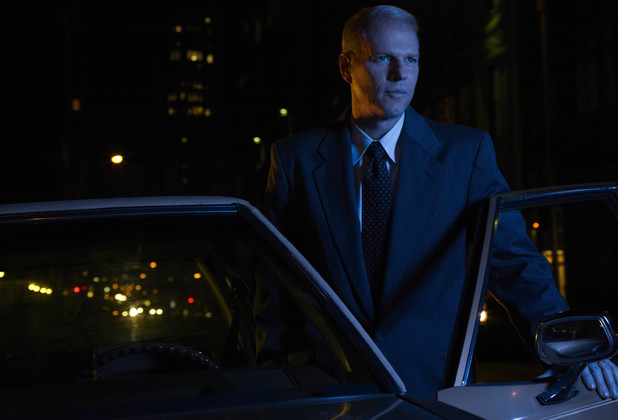 Noah Emmerich as FBI Agent Stan Beeman in 'The Americans'