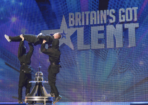 Britain's Got Talent: James More