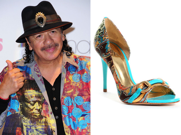 Carlos Santana ladies shoes