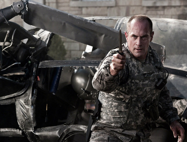 Chris Meloni Colonel Hardy