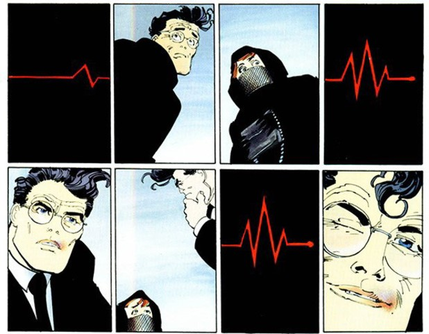 ComicsAlliance 'Dark Knight Returns' teaser image