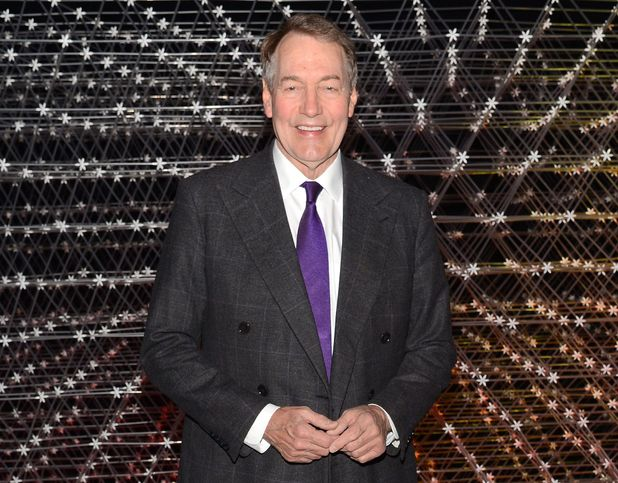 Charlie Rose at the Lycee Francais gala, New York ~~ March 16, 2013