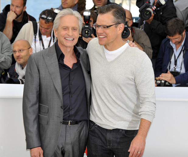 Beyond the Candelabra, 66th Cannes Film Festival, Matt Damon, Michael Douglas