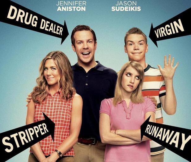 'We're the Millers' poster