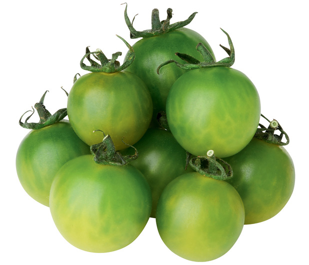 M&S Sweet Green Cherry Tomatoes