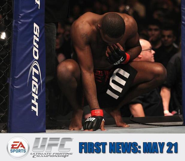 Electronic Arts UFC teaser