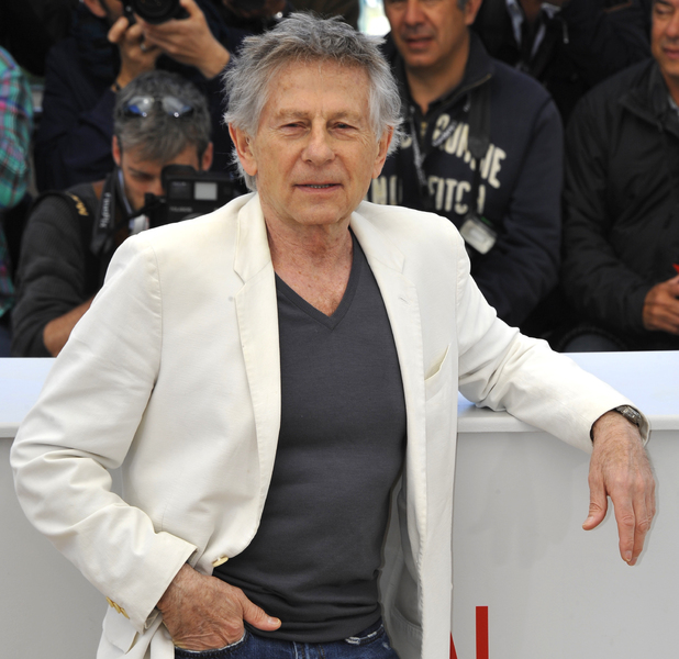 Roman Polanski at the 2013 Cannes Film Festival