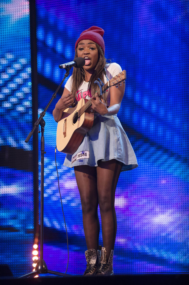 Britain's Got Talent: Modupe Obasola