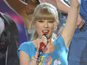 Taylor Swift sings with Rolling Stones