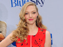"Amanda Seyfried says ""everyone's laughing"" on the set of the upcoming comedy."