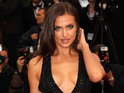 Irina Shayk, model, 'All Is Lost' film premiere at the 66th Cannes Film Festival, daring dress, cut-out side panels
